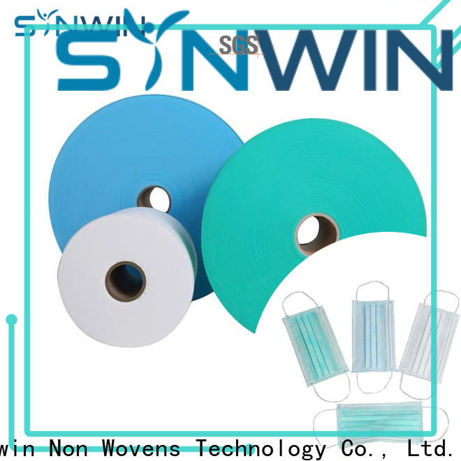 Synwin High-quality pp spunbond nonwoven manufacturers for wrapping