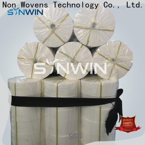 Synwin woven quilted mattress fabric factory for wrapping