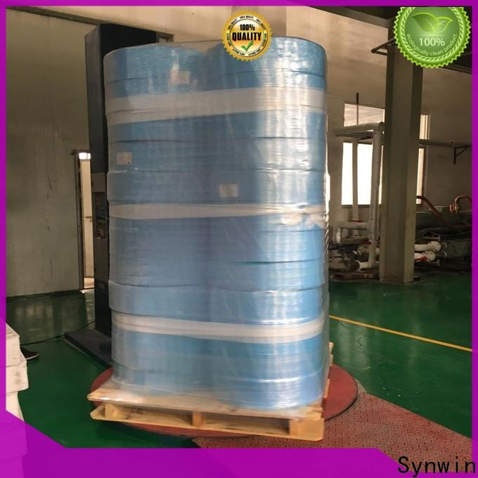 Synwin Wholesale pp non woven fabric company for packaging