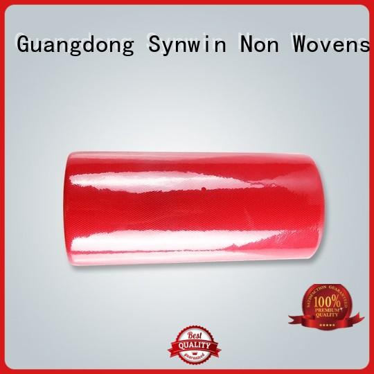 Synwin non woven suppliers factory for hotel