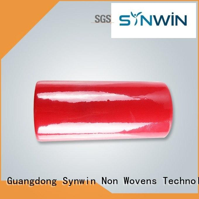 hygienic sofamattress nonwovens selling Synwin Non Wovens Brand disposable table runners roll supplier