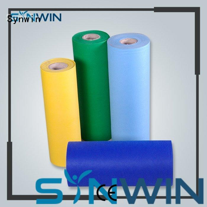 Synwin pp non woven manufacturer for packaging