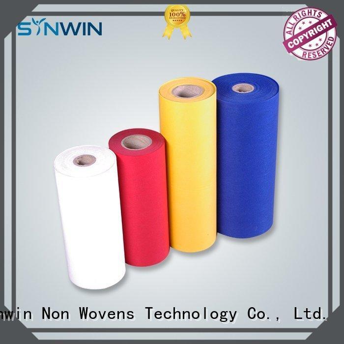 pp pp non woven fabric 15 white Synwin Non Wovens Brand