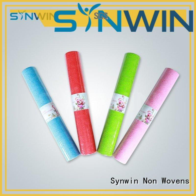 Synwin Non Wovens Brand fabricfor packing christmas gift wrapping paper