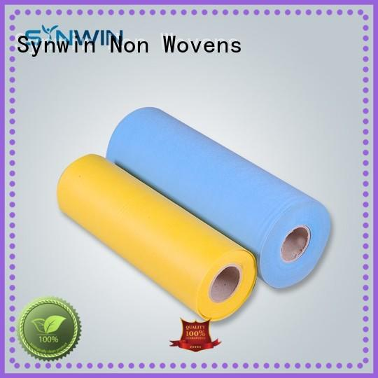 Synwin Non Wovens packing pp woven fabric directly sale for household