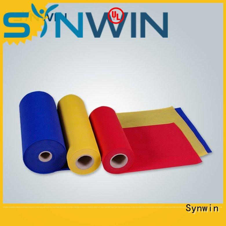 colorful pp non woven directly sale for household
