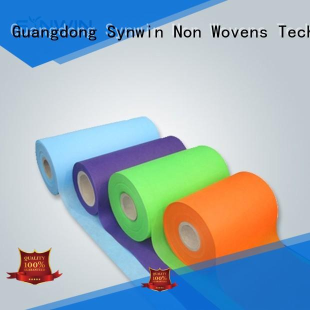 pink pp woven manufacturer for household