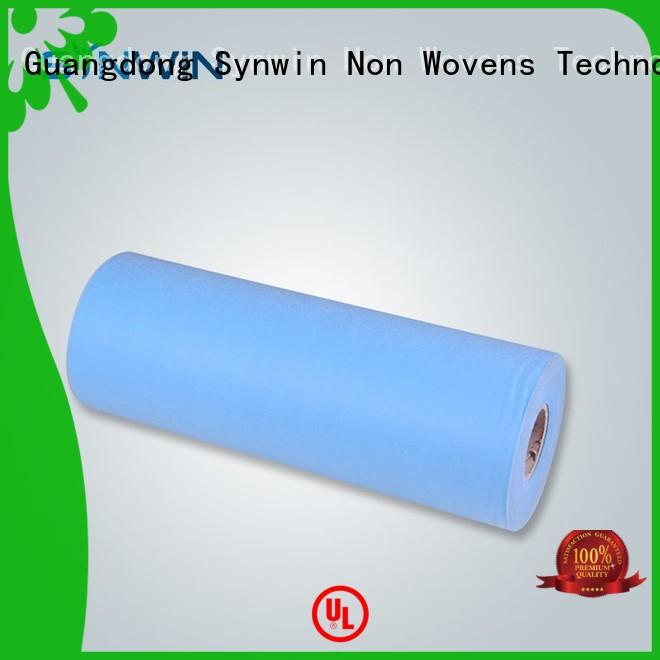 Synwin pp woven fabric customized for wrapping