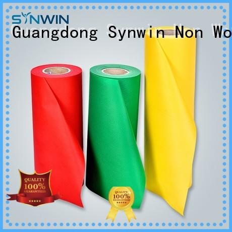 Synwin pp non woven fabric directly sale for packaging
