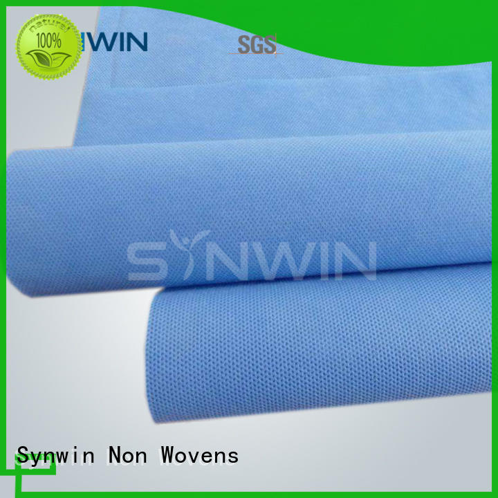 Synwin efficient medical bed sheets customized for hospital