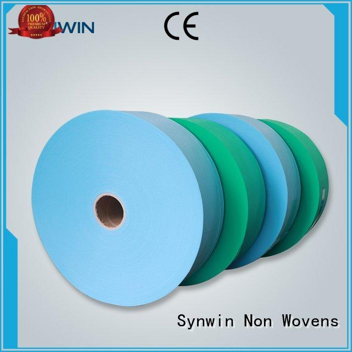 Synwin 30gsm pp non woven from China for packaging
