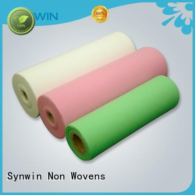 bonded pp woven fabric supplies flower Synwin Non Wovens company