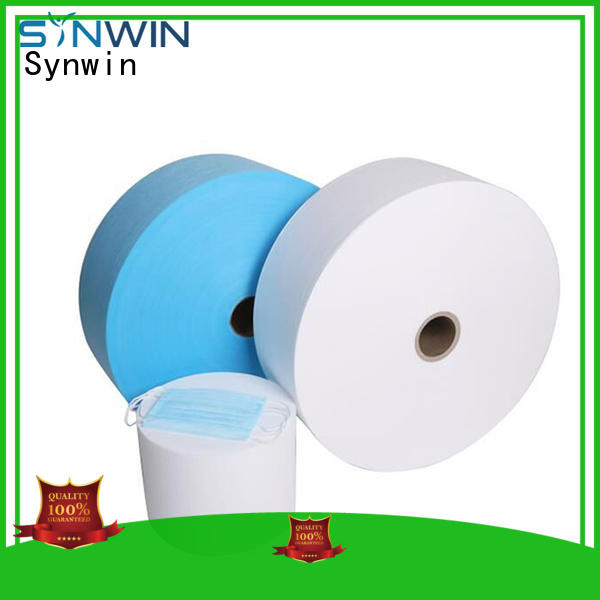 long-lasting woven polypropylene fabric customized for hotel