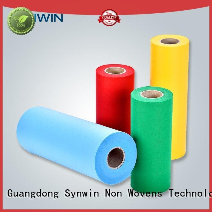Wholesale top pp non woven fabric Synwin Non Wovens Brand