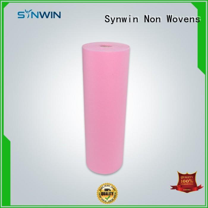 Synwin cloth pp non woven series for wrapping