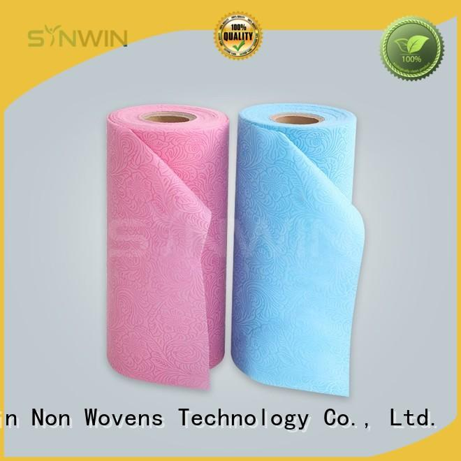 Synwin Non Wovens Brand friendly spun gsm wrapping paper flowers
