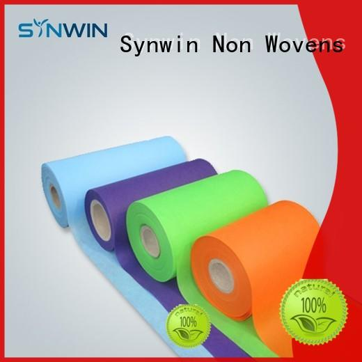 nonwoven spunbond polyester factory for hotel