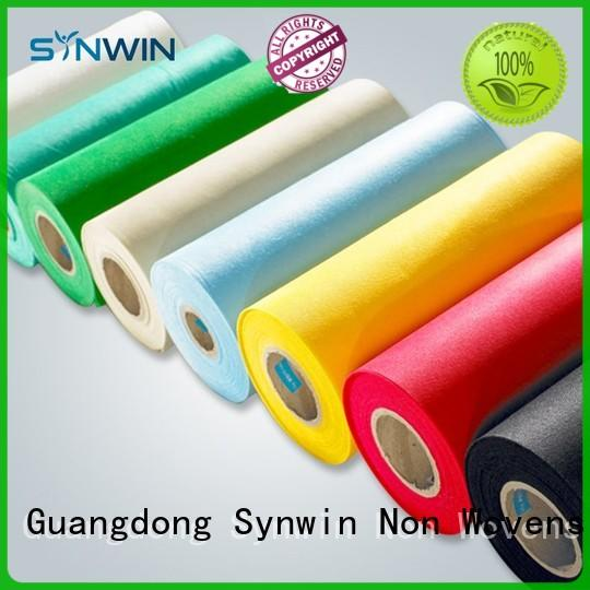 back pp non woven manufacturer for wrapping