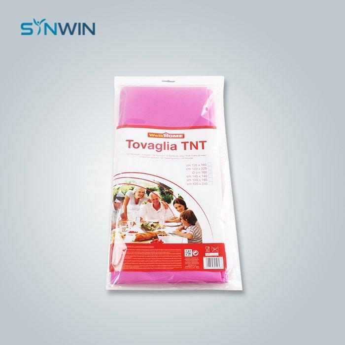 Non Woven Table Cloth - SW-TC004