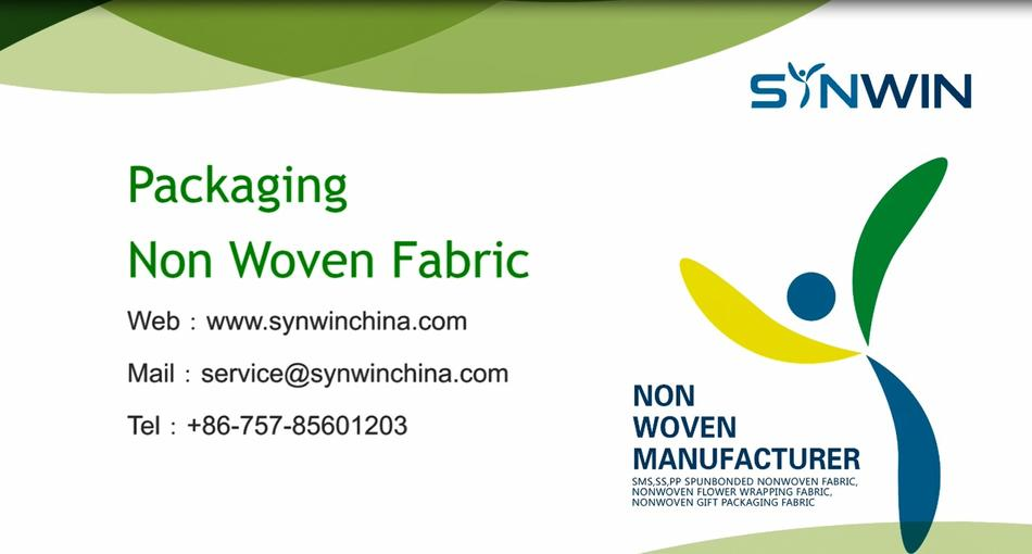 Packaging Non Woven Fabric