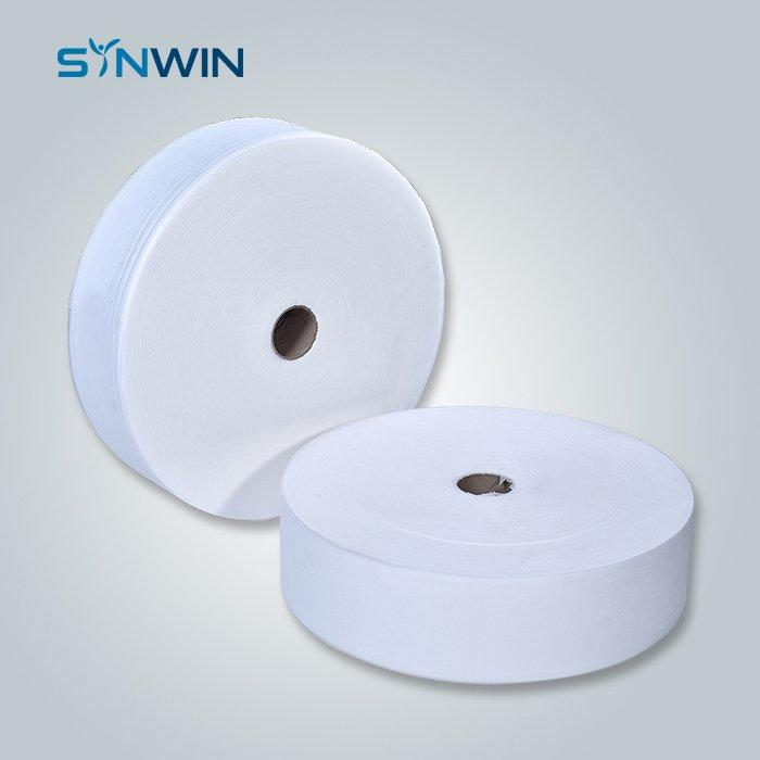 Hydrophilic Non Woven Fabric Using on the top sheet of Sanitary Napkin