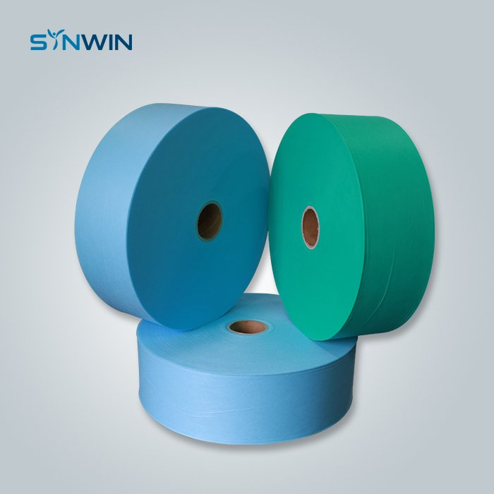 Synwin Non Wovens SGS Certified High Quality Spunbond Nonwoven Fabric SS Non Woven Fabric image46