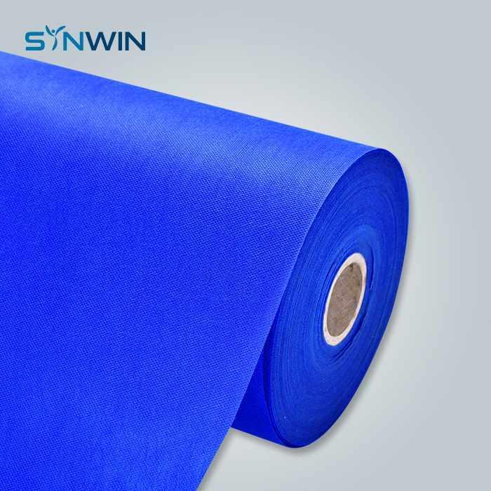 Light Weight Waterproof SS Non Woven Fabric for Disposable Bedsheet