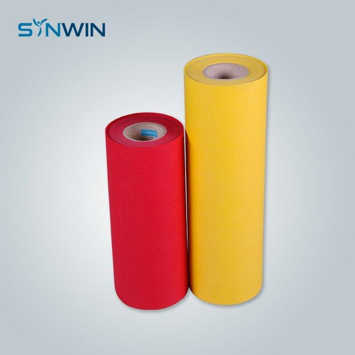 مشرق اللون 70gsm SS سبونبوند TNT النسيج لحقيبة التسوق