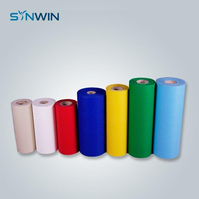 Bright Color 70gsm SS Spunbond TNT Fabric for Shopping Bag