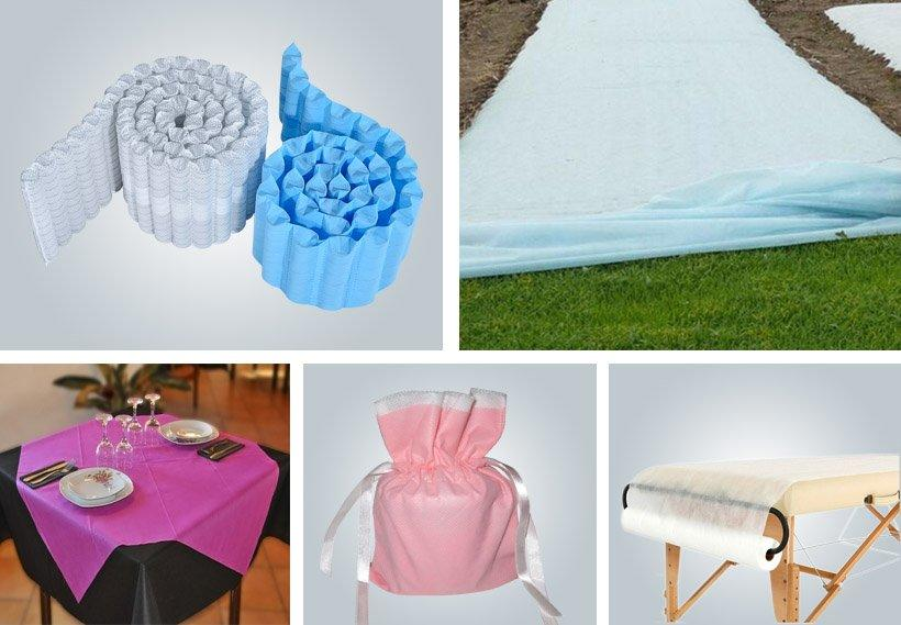 fabricfor pp non woven fabric from China for household