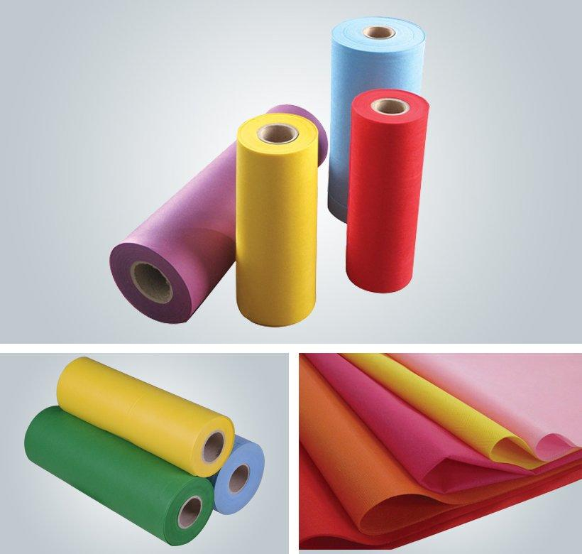Synwin tnt pp non woven fabric manufacturer for packaging