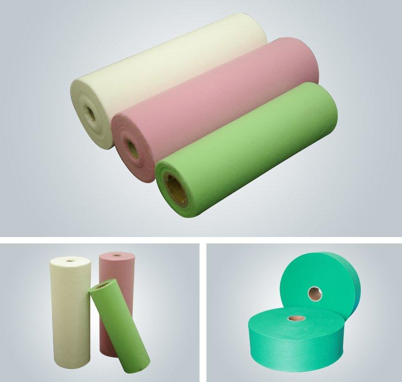 colors pp non woven series for wrapping