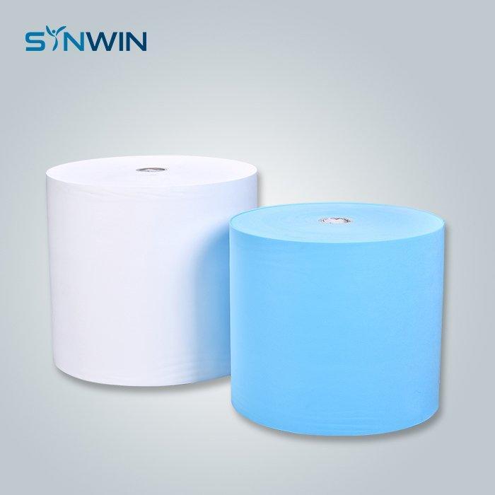 Sanitary Napkin Raw Material Polypropylene SS Non Woven Fabric