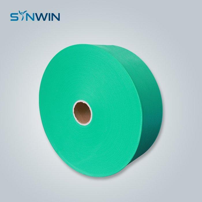 Diaper Raw Material SS Spunbond Nonwoven Foshan Factory
