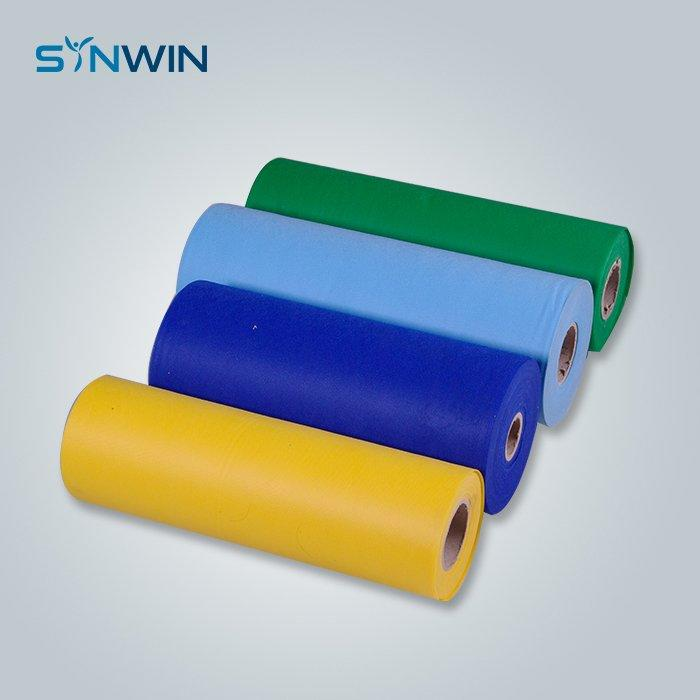 Anti-Bacteria Colorful TNT SS Spunbond Fabric