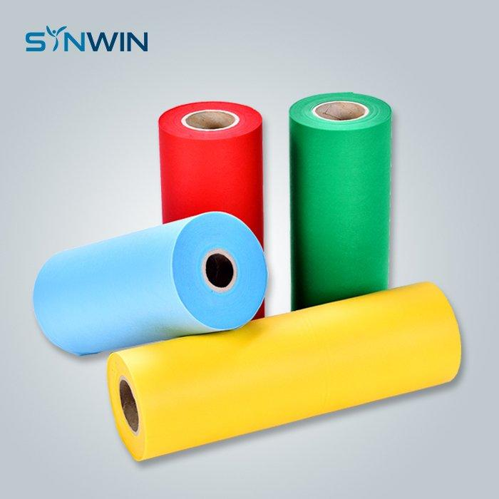 OEM Size SS Spunbond Nonwoven Fabric In Roll Packing
