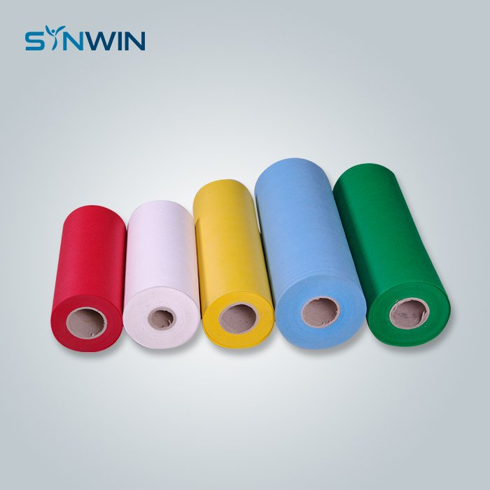 Synwin Non Wovens-OEM Size SS Spunbond Nonwoven Fabric In Roll Packing-1