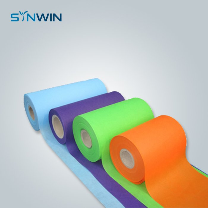 Synwin Non Wovens Colorful Nontoxic SS Spunbond Nonwoven Fabric SS Non Woven Fabric image2