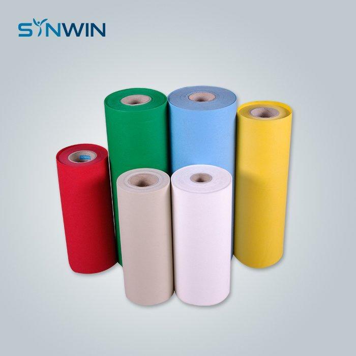 Colorful Nontoxic SS Spunbond Nonwoven Fabric
