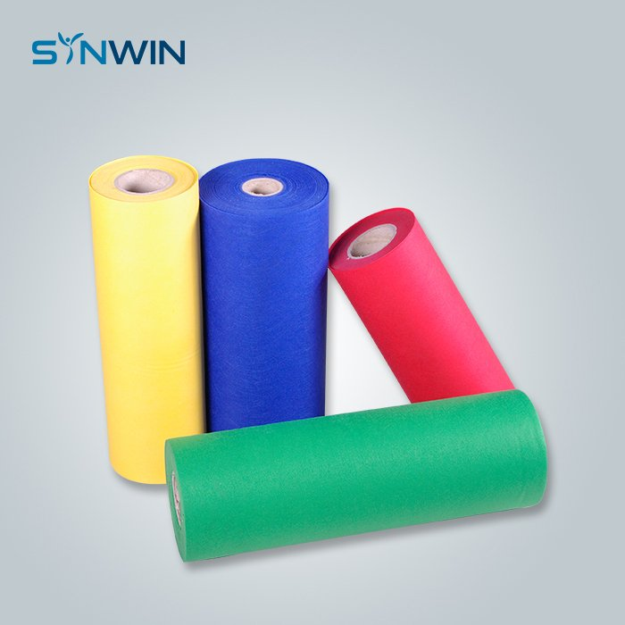 Synwin Non Wovens-Manufacturer Of Spunbond Polyester Oem Odm Customized Size 100 Pp Spunbond-1