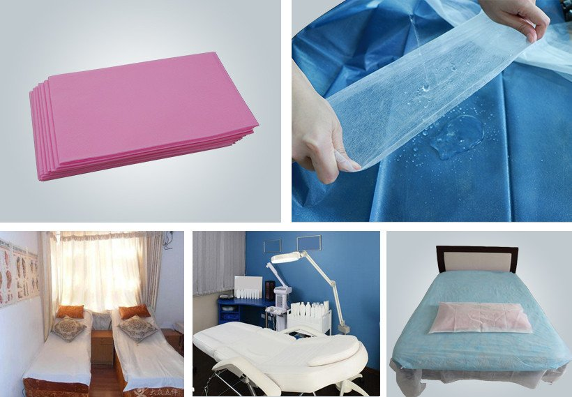 Anti-Bacteria Breathable SS Spunbond Nonwoven for Medical Bedsheet-10