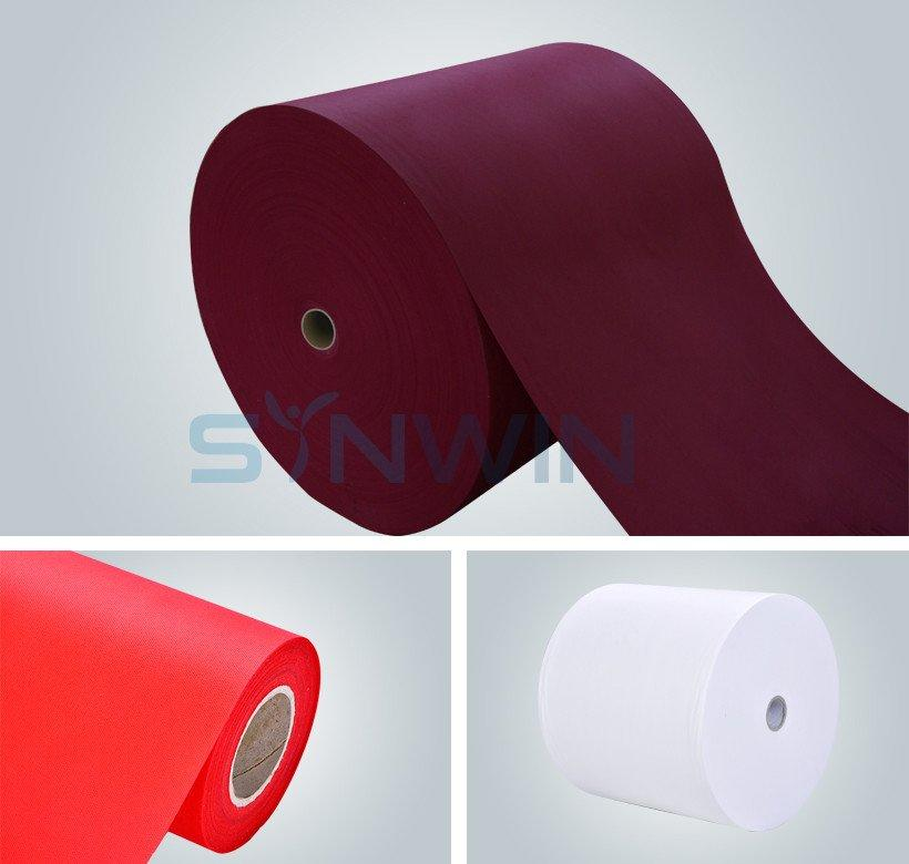 table wide hydrophilic pp woven fabric products Synwin Non Wovens Brand