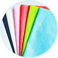 Colorful Nontoxic SS Spunbond Nonwoven Fabric-5