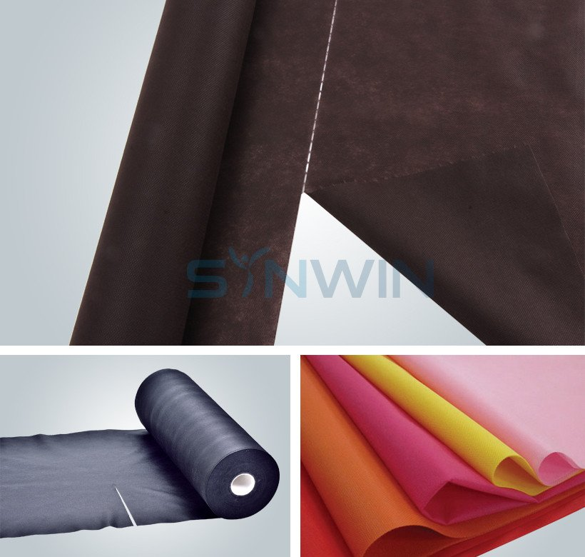 Eco - friendly SS Spunbond Nonwoven For  Perforated Roll Synwin Brand-4