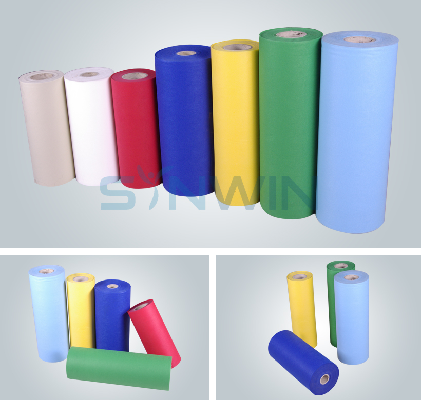 Synwin sanitary pp non woven fabric manufacturer for wrapping-4