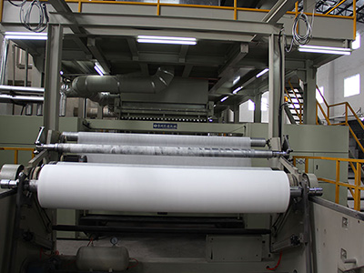 OEM Size SS Spunbond Nonwoven Fabric In Roll Packing-25