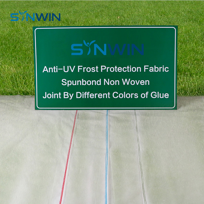 Synwin Non Wovens-Extra Wide Width PP Nonwoven Film Fabric Agriculture Plant Cover-1