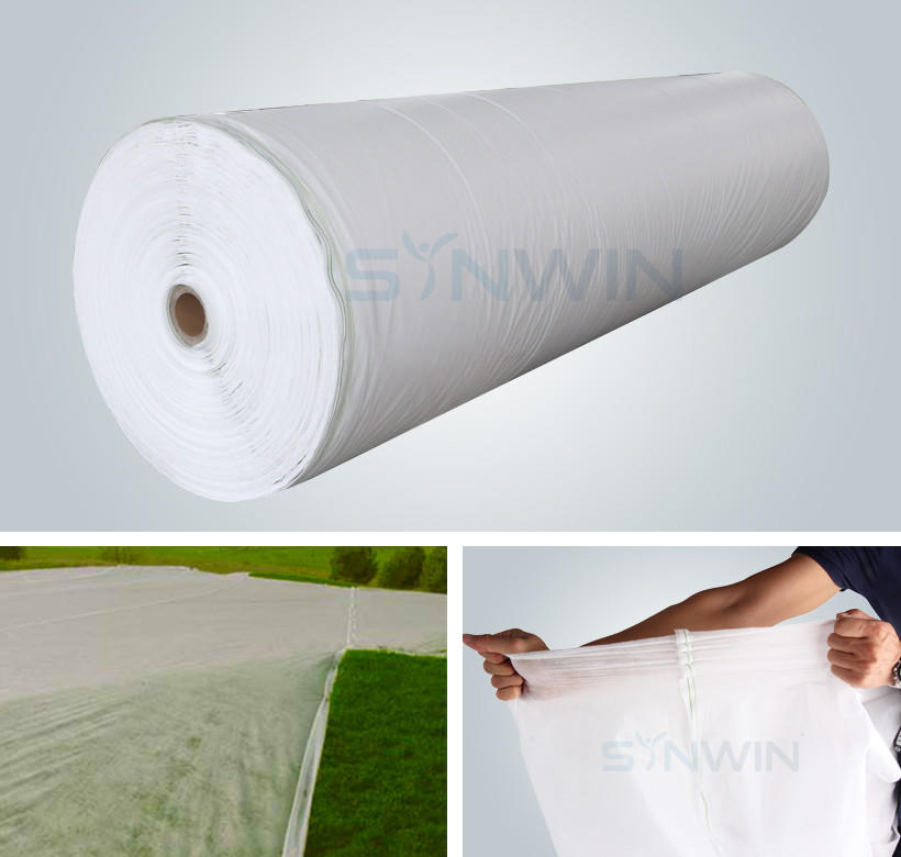 Synwin fabric non woven polyester geotextile suppliers for outdoor