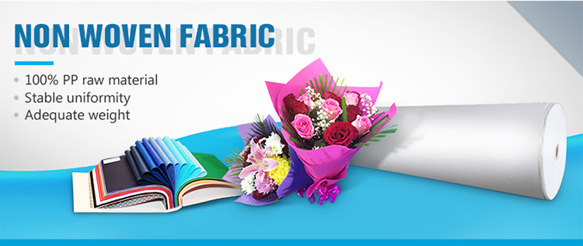 Synwin Non Wovens-High-quality Custom Color Embossed Packaging Flower Wrapping Non Woven
