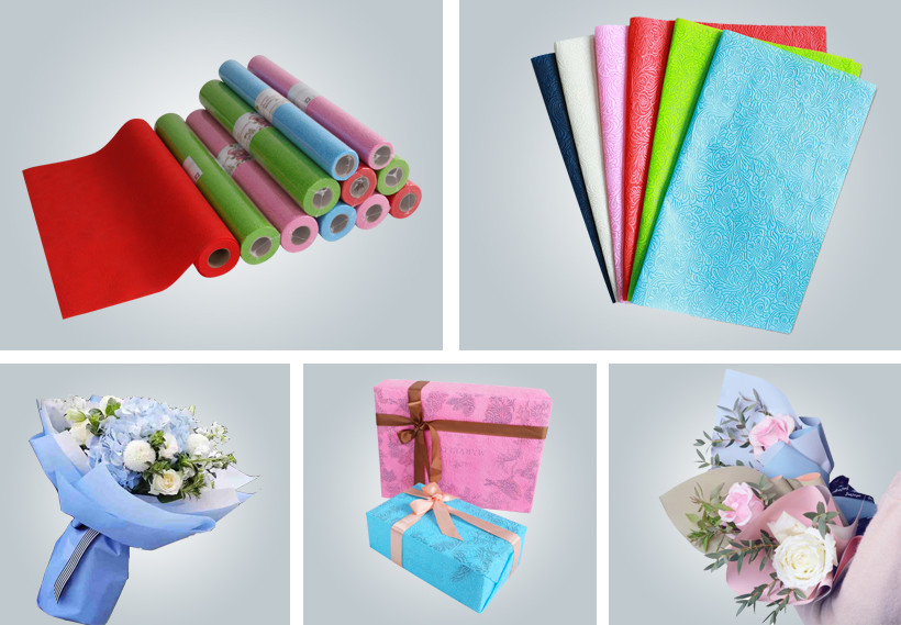 Synwin Non Wovens-Manufacturer Of Christmas Wrapping Paper Rolls Custom Color Embossed Packaging-9